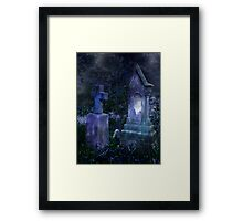 Nether Worlds: The Stoneford Abbey Phenomenon Framed Print