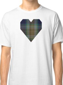 00298 Holyrood Commemorative Tartan  Classic T-Shirt