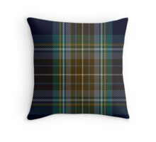 00298 Holyrood Commemorative Tartan  Throw Pillow