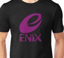 ENIX Logo Purple Unisex T-Shirt