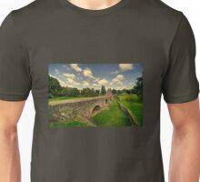 Old Exe Bridge  Unisex T-Shirt