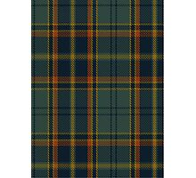 00299 Antrim County District Tartan  Photographic Print