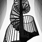 Winding stairs by Ólafur Már Sigurðsson