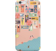 Summer Ends Soon iPhone Case/Skin