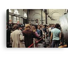 CG10 Covent Garden Beer Festival, London, 1975. Canvas Print