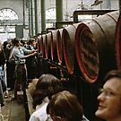 CG8 Covent Garden Beer Festival, London, 1975. by David A. L. Davies
