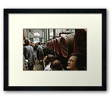 CG8 Covent Garden Beer Festival, London, 1975. Framed Print