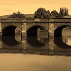Ross Brridge, Heritage Highway Tasmania by harshcancerian