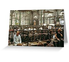 CG6 Covent Garden Beer Festival, London, 1975. Greeting Card