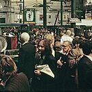 CG5 Covent Garden Beer Festival, London, 1975. by David A. L. Davies