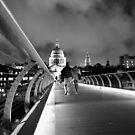 St Paul's View by Paul Revans