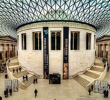 The British Museum by 4colourprogress