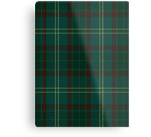 00300 Armagh County District Tartan  Metal Print
