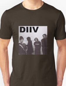 DIIV Band Photo Unisex T-Shirt