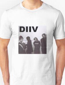 DIIV Band Photo Unisex T-Shirt