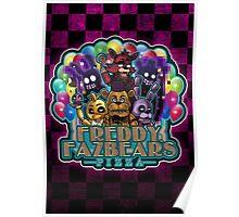 Freddy Fazbear's Pizza Poster