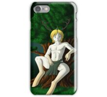 Prince of the Forest iPhone Case/Skin