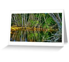 Hidden Beauty - Bramston Beach Nth Qld Greeting Card