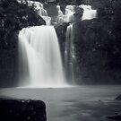 """""""Cedar Creek Falls"""" by Sue  Fellows"""