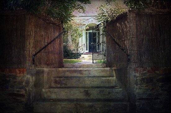 ~ Grand Entrance ~ by Lynda Heins