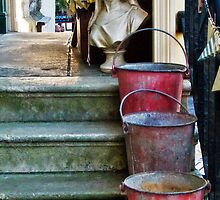 Three Buckets and a Bust :) by Susie Peek
