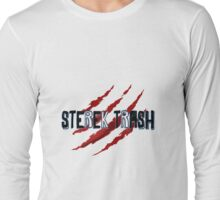Sterek Trash II Long Sleeve T-Shirt