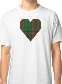 00304 Cavan County District Tartan  Classic T-Shirt