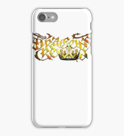 Dragon's Crown Logo iPhone Case/Skin