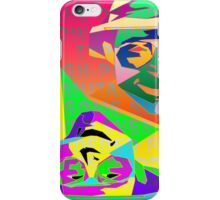 Psychedelic Fear and Loathing iPhone Case/Skin