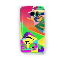 Psychedelic Fear and Loathing Samsung Galaxy Case/Skin