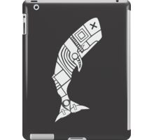 The Great White Whale iPad Case/Skin