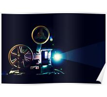 ":Rus"" 8mm film projector Poster"