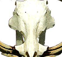 Boar-ed to Death Sticker