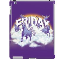 Friday! iPad Case/Skin