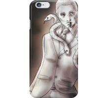 Hannibal - Reptile iPhone Case/Skin