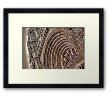 """""""You are about to enter into a world of intrigue!"""" Framed Print"""