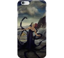 Exploring the World Above iPhone Case/Skin