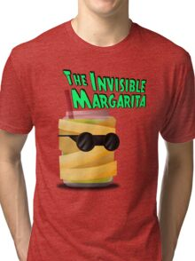 The Invisible Margarita Tri-blend T-Shirt