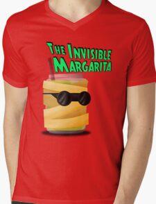 The Invisible Margarita Mens V-Neck T-Shirt