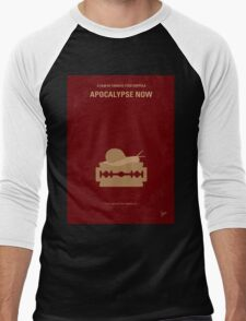 No006 My Apocalypse Now minimal movie poster T-Shirt
