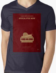 No006 My Apocalypse Now minimal movie poster Mens V-Neck T-Shirt