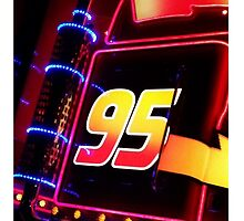# 95 - Lightning Mcqueen by Jay Takes Disney