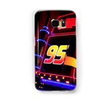 # 95 - Lightning Mcqueen Samsung Galaxy Case/Skin