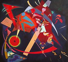 Composition 14 by Nigel Senior