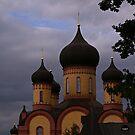 Pühtitsa Convent by Irina777