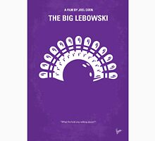 No010 My Big Lebowski minimal movie poster Unisex T-Shirt