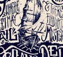 Hillsong United Ocean Lyrics Sticker