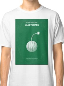 No013 My Caddyshack minimal movie poster Classic T-Shirt
