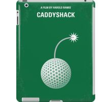 No013 My Caddyshack minimal movie poster iPad Case/Skin