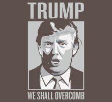 TRUMP- WE SHALL OVERCOMB Kids Clothes